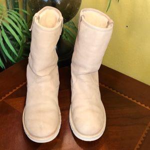 UGG Fawn Beige Malindi Boots